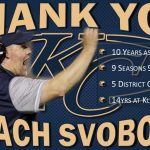 Thank You Coach Svoboda