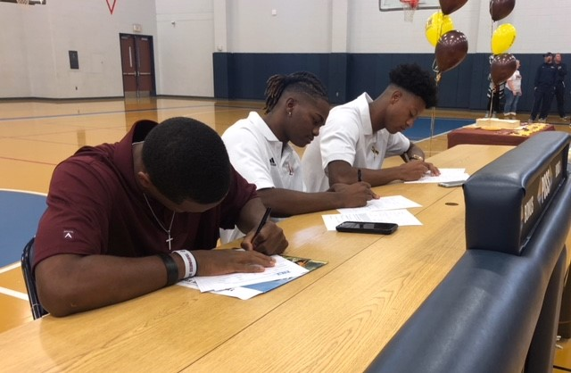 Signing Day at KC