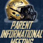 KC Football Parent Info Meeting