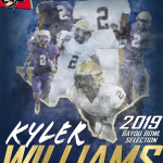 Kyler Williams 2019 Bayou Bowl Selection