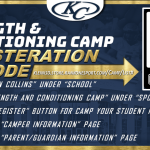 2019 Summer SAC Camp Registration Details
