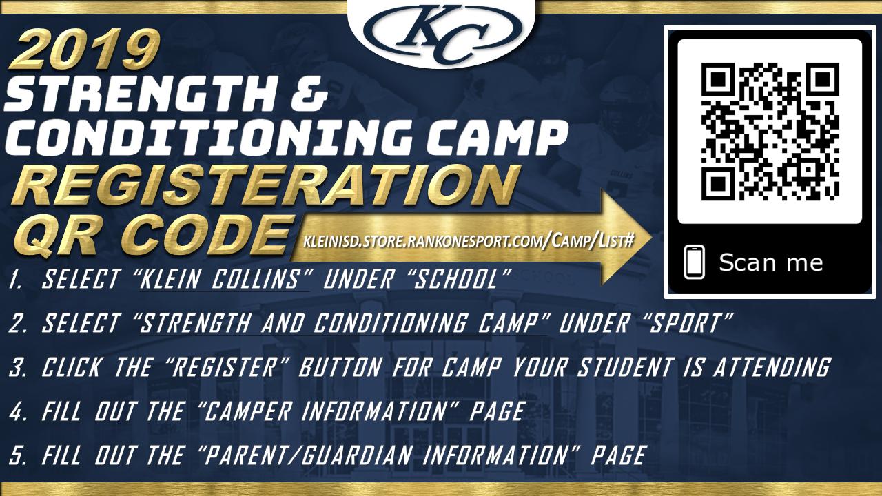 2019 Summer SAC Camp Registration Details