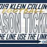 2019 SEASON TICKETS ON SALE AUG. 5th