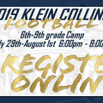 KC Tigers 2019 Football Camp