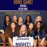 Senior Night against Klein Oak Panthers! KC takes the win 3-2