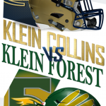 Week 3 vs. Klein Forest Tonight!