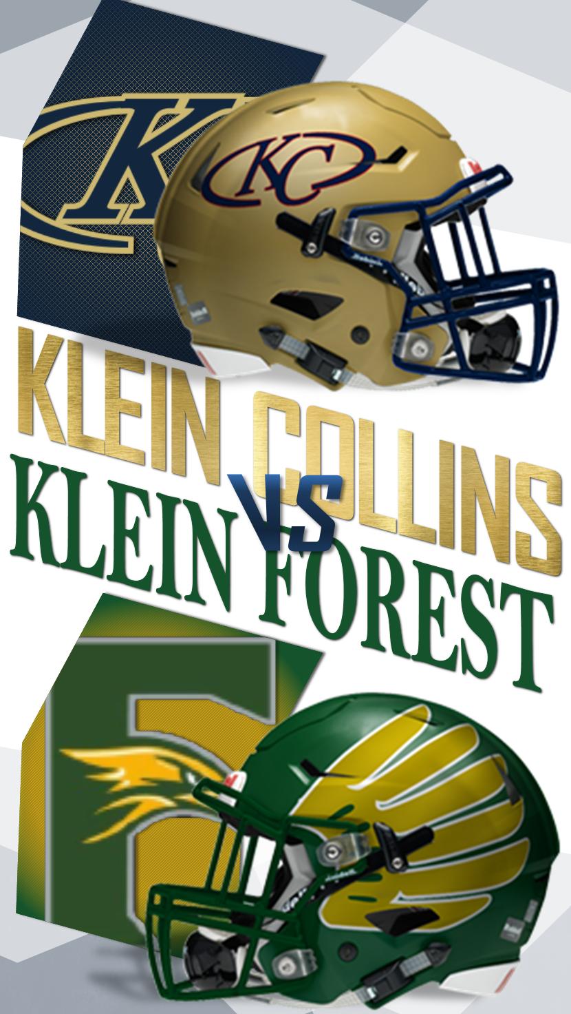 Week 3 vs. Klein Forest Tonight!