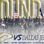 Round 3 vs. Dallas Jesuit