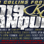 Klein Collins Football Banquet Info