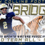 Braelon Bridges Selected to All-State Team