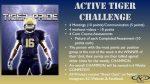 ACTIVE TIGER CHALLENGE