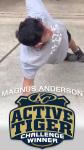 WEEK 1 WINNER: MAGNUS ANDERSON