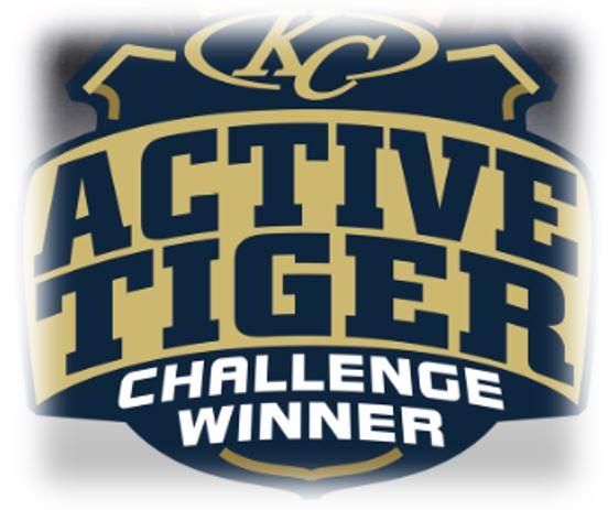 WEEK 4 ACTIVE TIGER CHALLENGE WINNERS