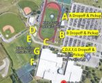 SAC CAMP DROP-OFF/PICKUP/ENTRY/EXIT