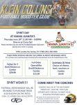KC FOOTBALL SPIRIT NIGHT – MAMA JUANITA'S