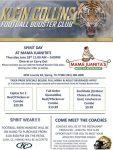 KC Football Spirit Day @ Mama Juanita's