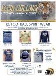 KC Football Spirit Wear – Mama Juanita's