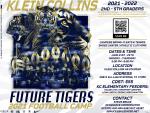 2021 FUTURE TIGERS FOOTBALL CAMP