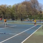 Tennis Championship at Jefferson Park
