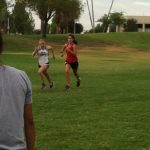 Cross country competes in the 1st meet of the Season!