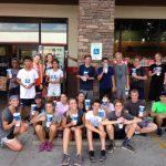 Good-Bye Summer Running! Hello Official Cross Country Season!