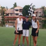 Higley Golf match with Poston Butte @ Johnson Ranch Golf Course on September 13th