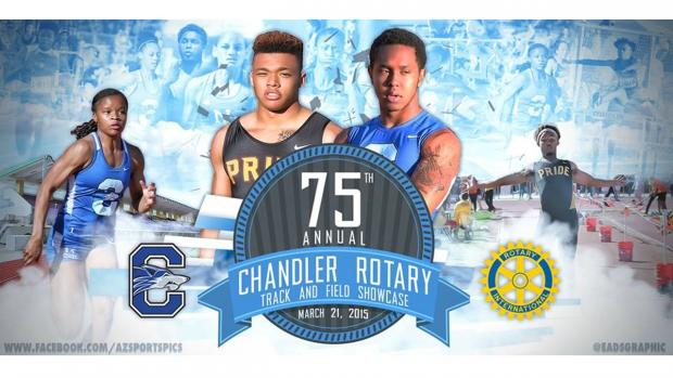 CHANDLER ROTARY SCHEDULE OF EVENTS