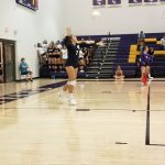Lady Knight's Volleyball defeat Paradise Valley