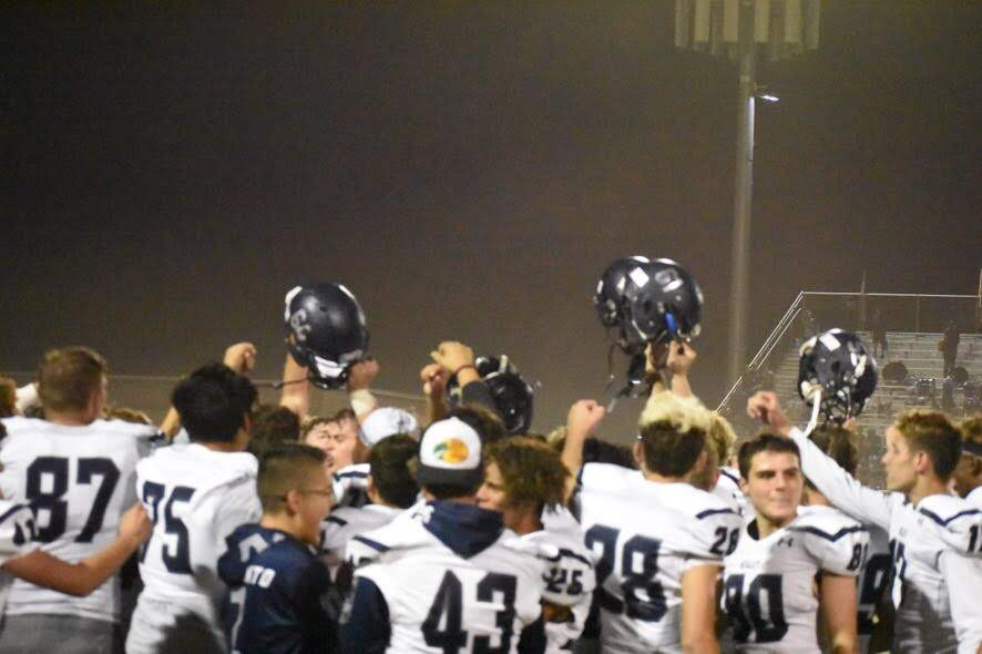 Knights Football end Casteel's season in Classic, advance to Final Four!