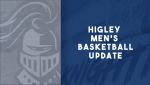 Men's Basketball Update Graphic