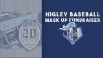 Higley Baseball Mask Up