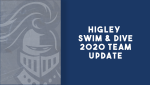 Swim & Dive Team Update Featured Image