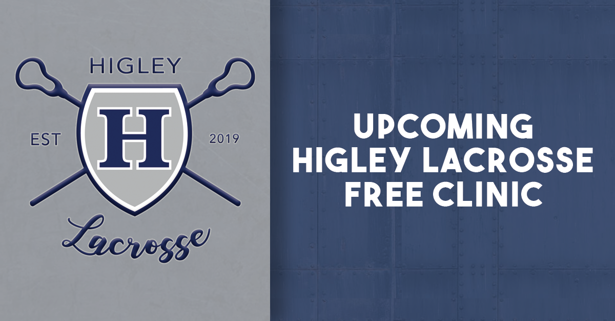 Upcoming Women's Lacrosse Free Clinic