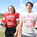 Edgewater High School football players, coaches aid Irma victims