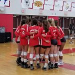Lady Eagles Compete Tough Against the Warriors