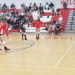 Girls Varsity Volleyball vs Evans