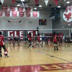 Girls JV Volleyball Prevail Over Cornerstone Charter
