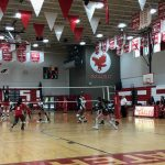 Girls Varsity Volleyball Loses A Nail Biter to Cornerstone Charter