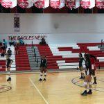 Varsity Girls Volleyball vs Cornerstone Charter