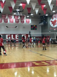 Girls JV Volleyball vs Cornerstone Charter