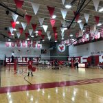 Varsity Volleyball drops to the Wolverines