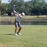Boys Golf Competes Strong at its Inaugural Eagle 18 Invitational
