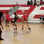 JV Volleyball Falls to Olympia
