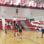 Varsity Volleyball Fall to Apopka