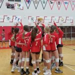 Girls Volleyball Defeats Wekiva in District Quarterfinals