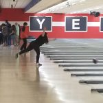 Girls Bowling Falls to the Warriors