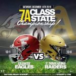 Class 7A Football State Championship: Edgewater vs St. Thomas Aquanis