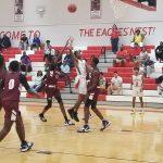 Boys JV Basketball Defeat the Mustangs