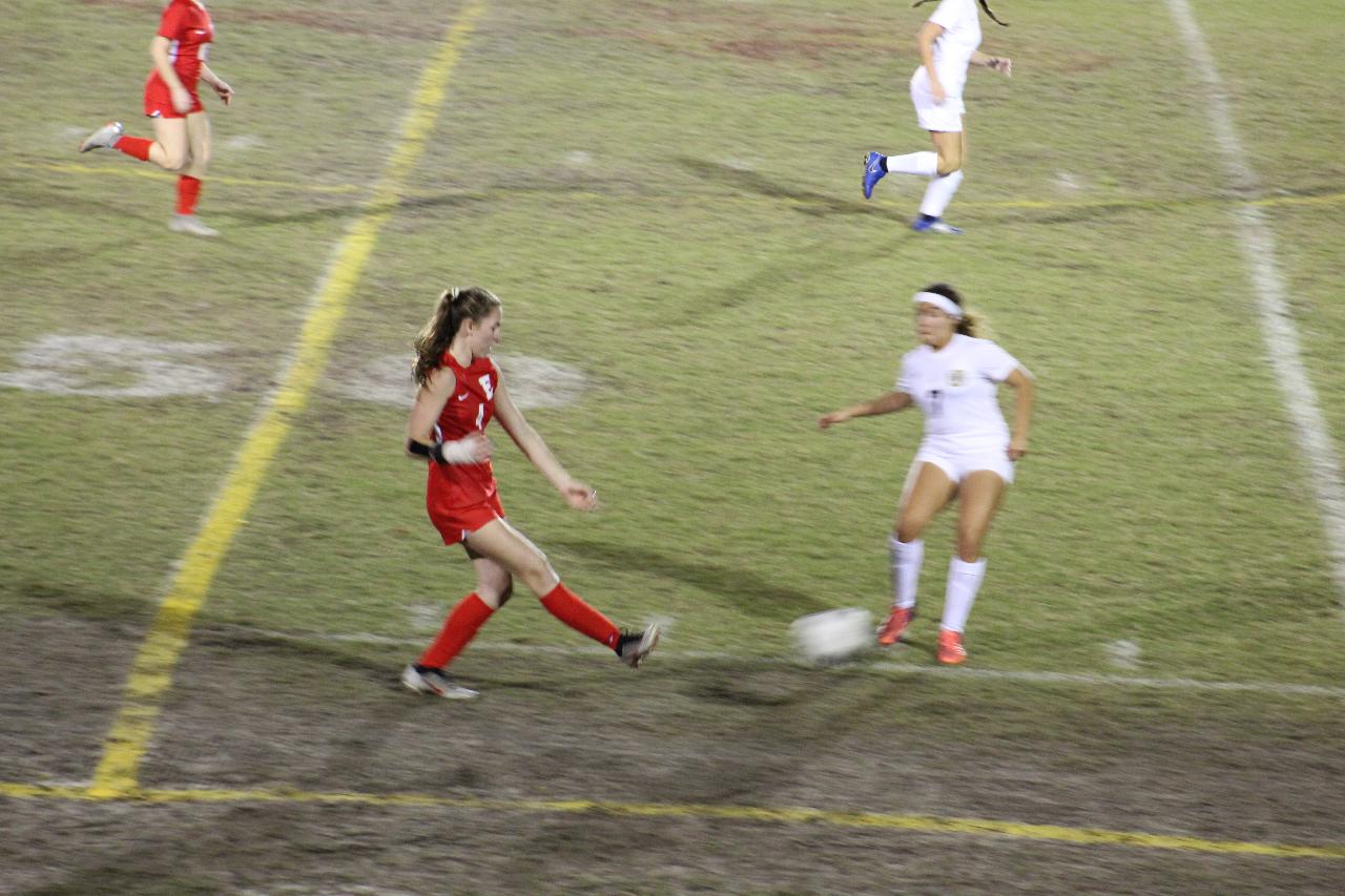 All-Area Varsity Girls Soccer!