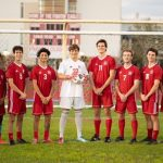Boys Soccer Senior Night vs Olympia